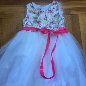 Multicolor party dress